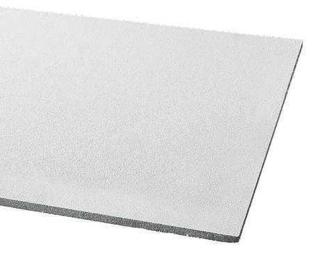Armstrong Ultima Ceiling Tile,  24 in W x 48 in L ,  PK6 1913A