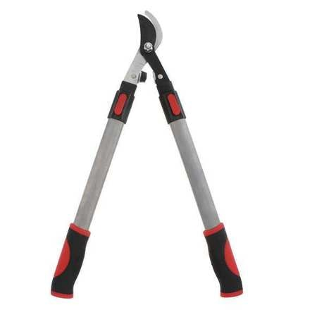 H.B.Smith Telescopic Bypass Lopper with Extendable Handle 115722