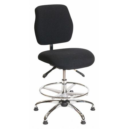 Brilliant Esd Chair Workbench Deluxe Black Caraccident5 Cool Chair Designs And Ideas Caraccident5Info