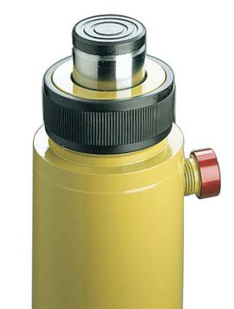 Enerpac Cylinder Saddle, Grooved, 10 Ton A102G