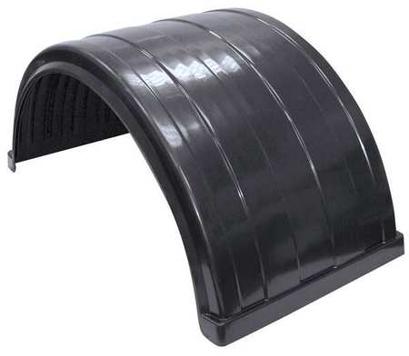 Buyers Products Rear Fender, Rust Resistant, 50 1/2 In. 8590245