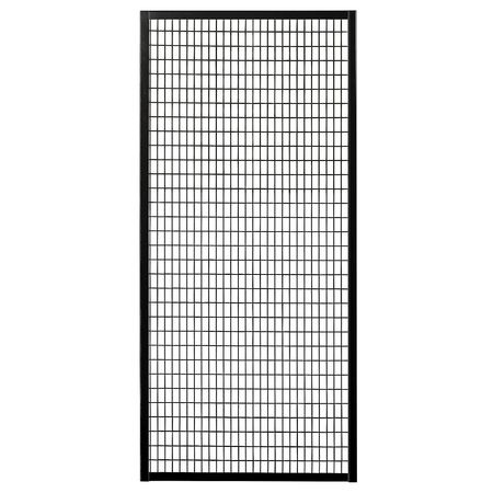 Saf-T-Fence Wire Partition Panel, 28 In x 82 In SAF-2882