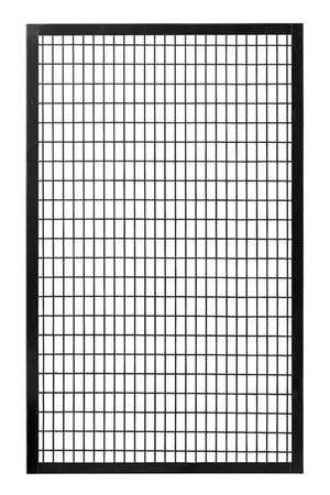 Saf-T-Fence Wire Partition Panel, 46 In x 58 In SAF-4658