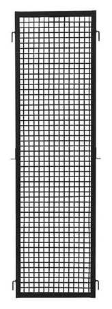 Zoro Select Wire Partition Panel, W 3 Ft x H 7 Ft 19N867