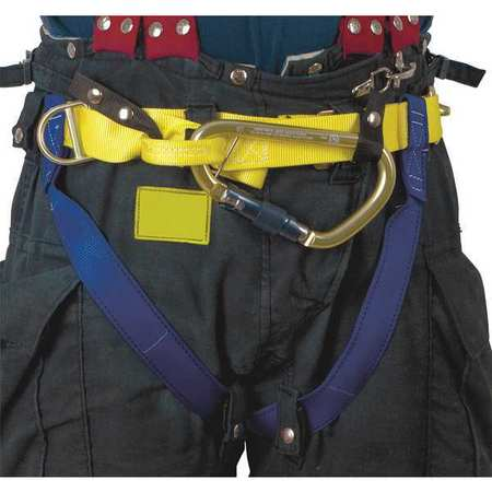 """Gemtor Rescue Harness,  44""""-56"""",  Nylon 541NYCL-4A"""