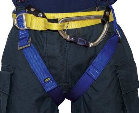 """Gemtor Rescue Harness,  44""""-56"""",  Nylon 546NYCR-4A"""