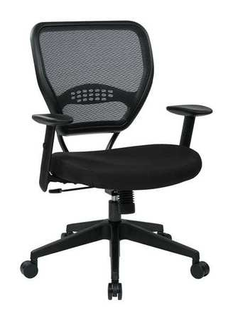 Strange Desk Chair Fabric Overall Height 42 Seat Width 20 1 2 Black Machost Co Dining Chair Design Ideas Machostcouk