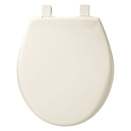 Bemis Round Toilet Seat.Round Closed Front Toilet Seat Biscuit