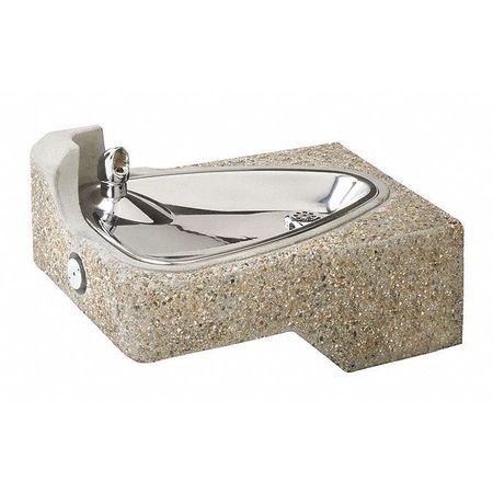 Wall Mounted Outdoor Drinking Fountain