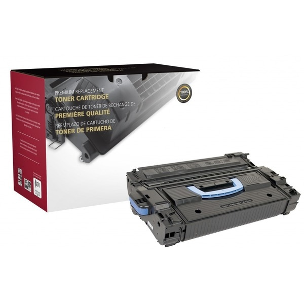 Clover Imaging Group Remanufactured High Yield Toner Cartridge for HP C8543X (HP 43X) 200175P