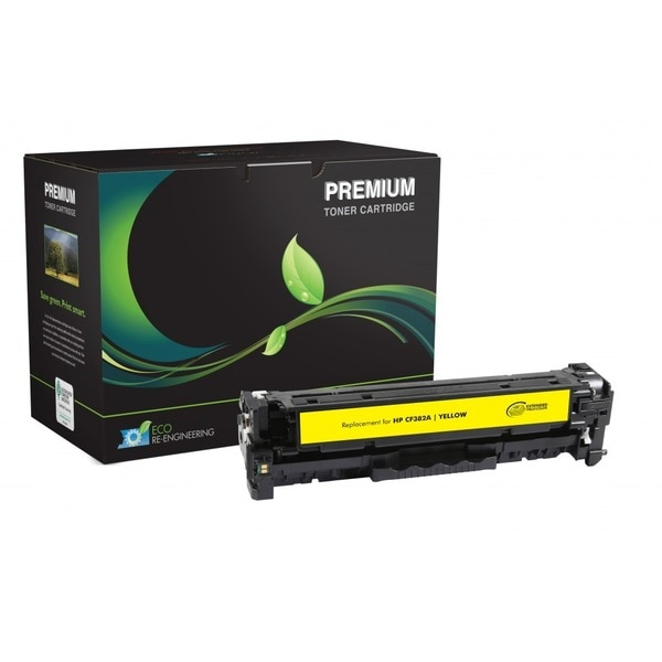 Mse Remanufactured Extended Yield Yellow Toner Cartridge MSE0221382142