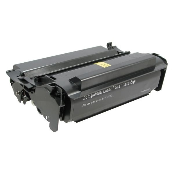Mse MSE Remanufactured High Yield Toner Cartridge,  Lexmark Compliant T430 MSE02254316