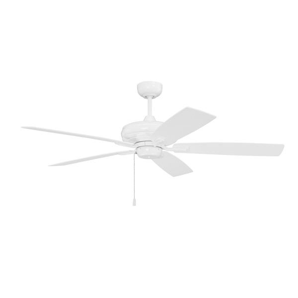 "Craftmade 52"" Ceiling Fan with Blades FOR52W5"