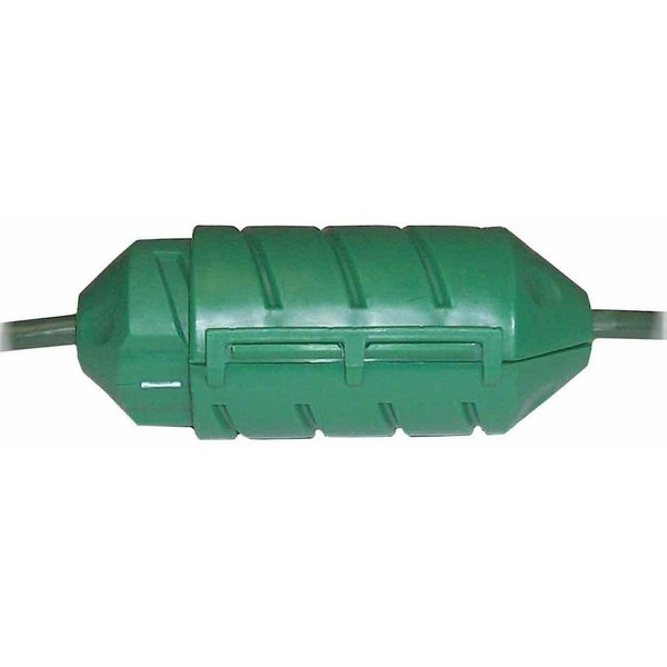 Electriduct ED Cord Connect Water-Tight Cord Lock- Green PE-AG-CC-GN