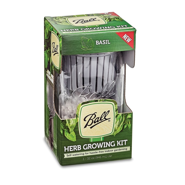 Ball Herb Grow Kit Basil 1440016021