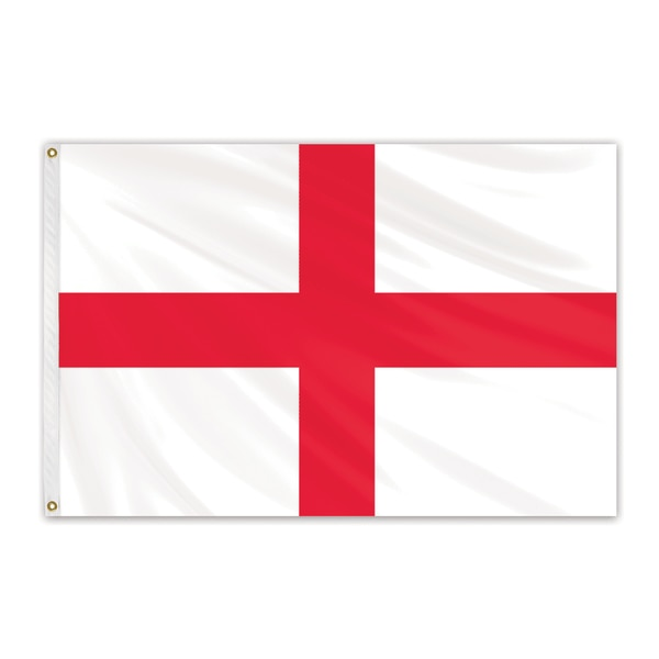 Global Flags Unlimited England Outdoor Nylon Flag 2'x3' 201733