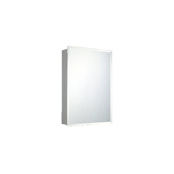 "Ketcham 14"" x 20"" Deluxe Surface Mounted Beveled Edge Medicine Cabinet 160BV-SM"