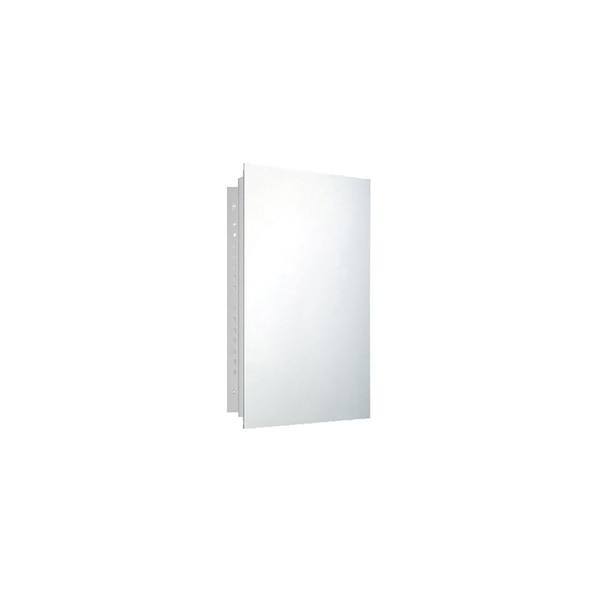 "Ketcham 14"" x 20"" Deluxe Recessed Mounted Polished Edge Medicine Cabinet 160PE"