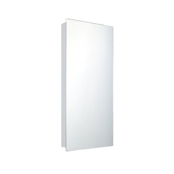 "Ketcham 16"" x 36"" Deluxe Surface Mounted Polished Edge Medicine Cabinet 177PE-SM"