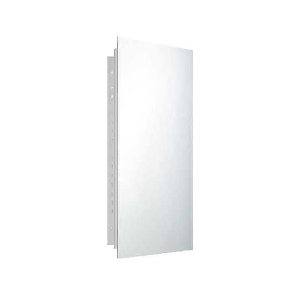 """Ketcham 18"""" x 36"""" Deluxe Recessed Mounted Polished Edge Medicine Cabinet 178PE"""