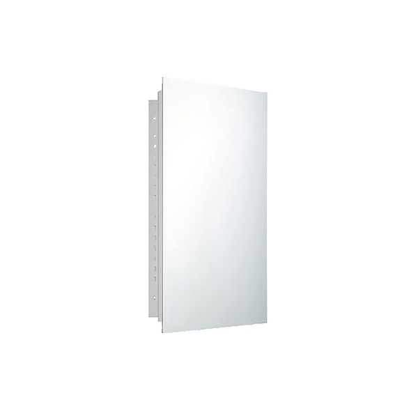 """Ketcham 18"""" x 30"""" Deluxe Recessed Mounted Polished Edge Medicine Cabinet 181PE"""