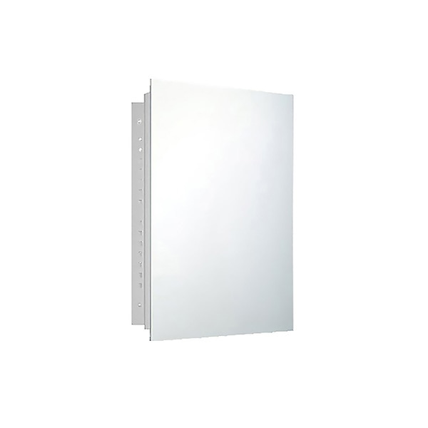 "Ketcham 24"" x 30"" Deluxe Recessed Mounted Polished Edge Medicine Cabinet 190PE"