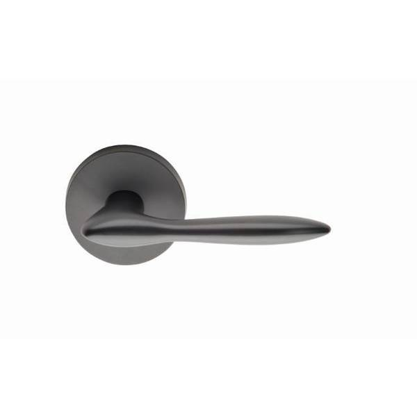 """Omnia Lever Pass 2-3/4"""" BS T 1-3/8"""" Doors Oil Rubbed Bronze 236 236/00A.PA10B"""