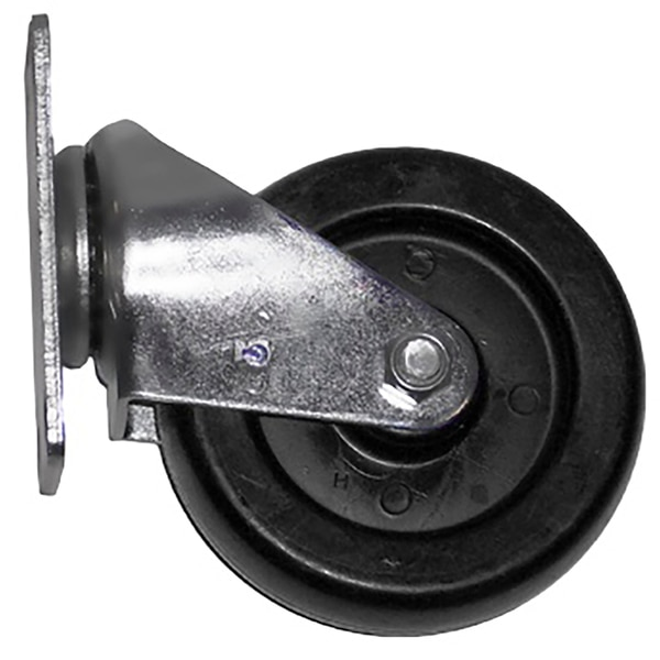 Smartwasher Caster,  4 in.,  without Brake 14816