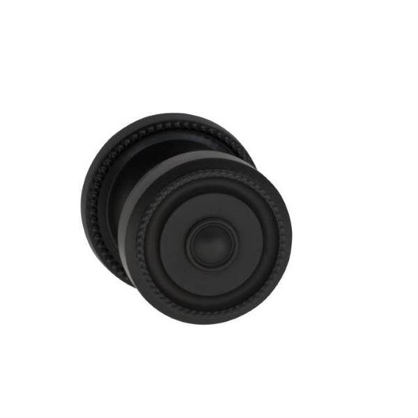 "Omnia Knob 2-5/8"" Rose Pass 2-3/8"" BS T  1-3/4"" Doors Oil Rubbed Bronze 430 430/00B.PA10B"