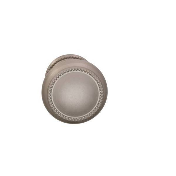 "Omnia Knob 1-3/4"" Rose Pass 2-3/4"" BS Full Lip  1-3/8"" Doors SN 443 443/45AF.PA15"