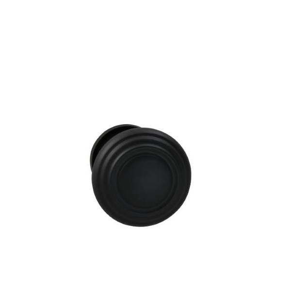 "Omnia Knob 1-3/4"" Rose Pass 2-3/8"" BS T  1-3/4"" Doors Oil Rubbed Bronze 472 472/45B.PA10B"
