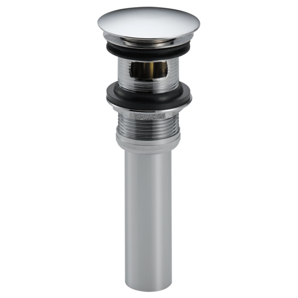 Delta Faucet Company Delta Other Push Pop-Up with Overflow 72173