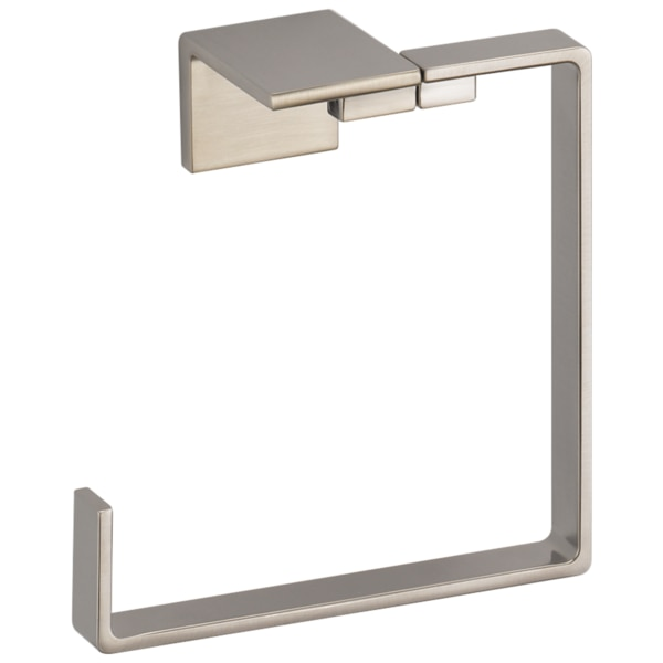 Delta Faucet Company Delta Vero Towel Ring,  Stainless 77746-SS