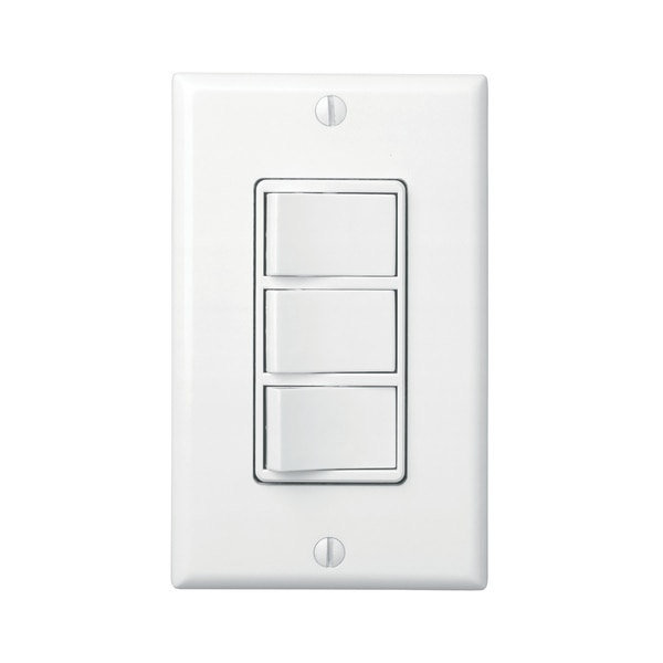 Broan Switch, Wall, 120 V 77DW