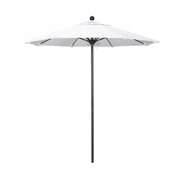"March Patio Umbrella,  Octagon,  96"" H,  Sunbrella Fabric,  Natural ALTO758117-5404"