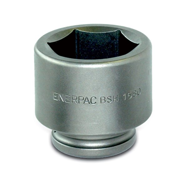 Enerpac Socket 6Pt Std 2.5In Sq Drive 5In A/F BSH25500