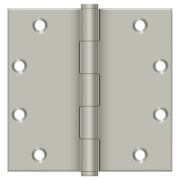 Deltana Satin Nickel Door and Butt Hinge DSB5515