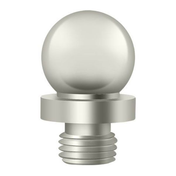 Deltana Ball Tip Bright Nickel DSBT14