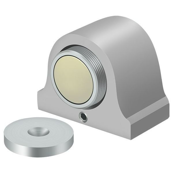 Deltana Magnetic Dome Stop Satin Stainless Steel DSM125U32D