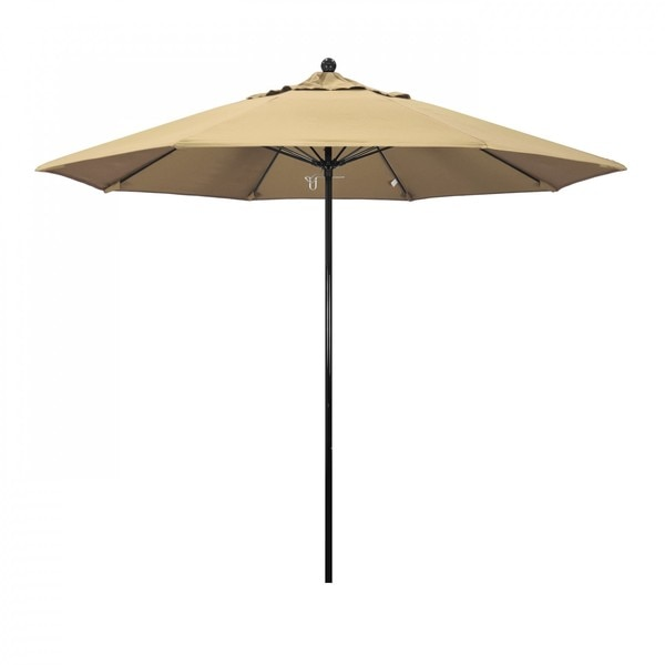 "March Patio Umbrella,  Octagon,  105"" H,  Pacifica Fabric,  Beige EFFO908-SA22"