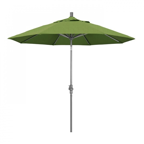 "March Patio Umbrella,  Octagon,  102.38"" H,  Sunbrella Fabric,  Spectrum Cilantro GSCU908010-48022"