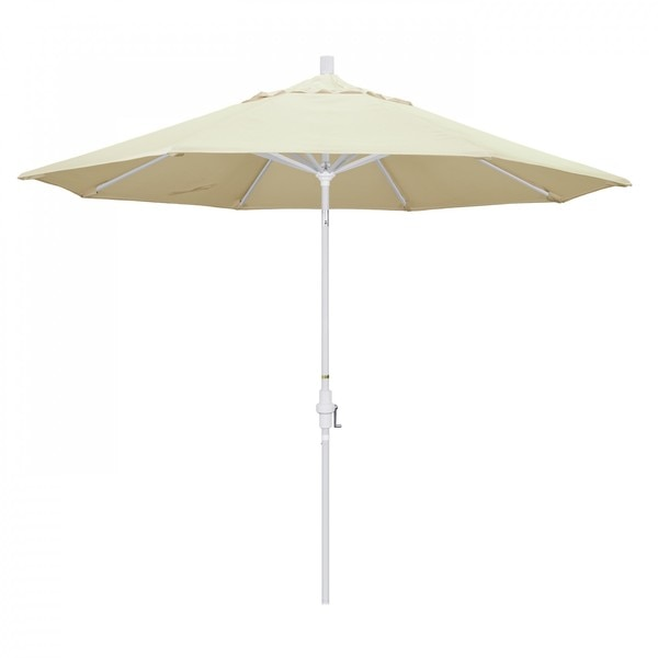 "March Patio Umbrella,  Octagon,  102.38"" H,  Pacifica Fabric,  Canvas GSCU908170-SA53"