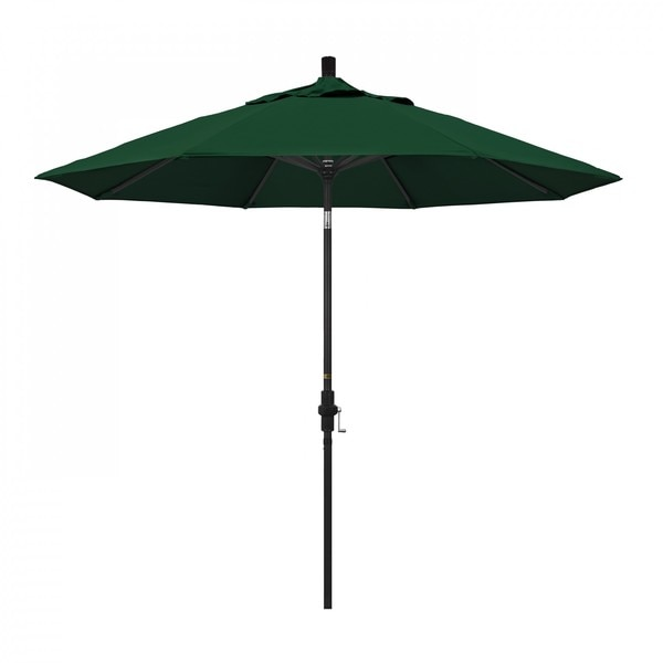 "March Patio Umbrella,  Octagon,  102.38"" H,  Sunbrella Fabric,  Forest Green GSCU908302-5446"