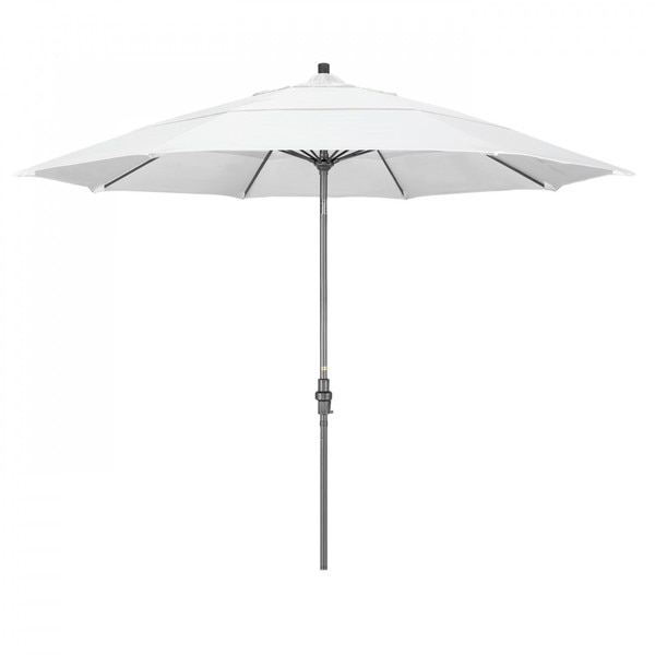 "March Patio Umbrella,  Octagon,  109.5"" H,  Sunbrella Fabric,  Natural GSCUF118010-5404-DWV"