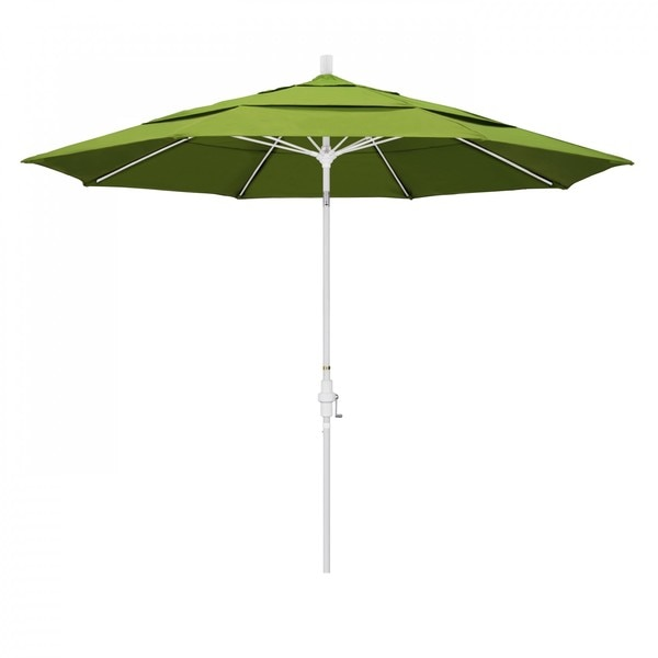 "March Patio Umbrella,  Octagon,  109.5"" H,  Sunbrella Fabric,  Macaw GSCUF118170-5429-DWV"