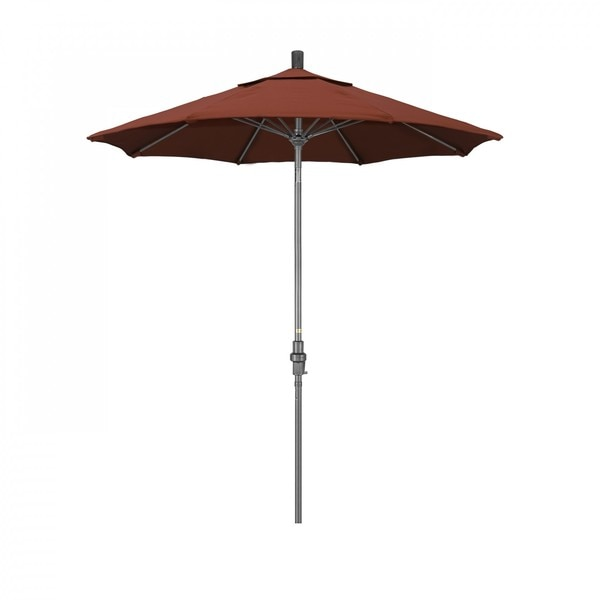 "March Patio Umbrella,  Octagon,  102.5"" H,  Sunbrella Fabric,  Terracotta GSCUF758010-5440"