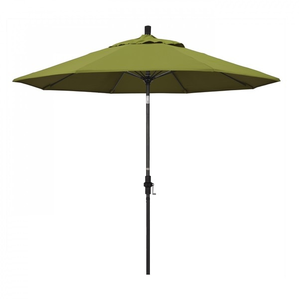 "March Patio Umbrella,  Octagon,  101"" H,  Pacifica Fabric,  Ginkgo GSCUF908705-SA11"