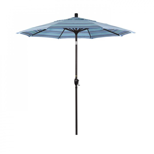 "March Patio Umbrella,  Octagon,  95.5"" H,  Sunbrella Fabric,  Dolce Oasis GSPT758117-56001"