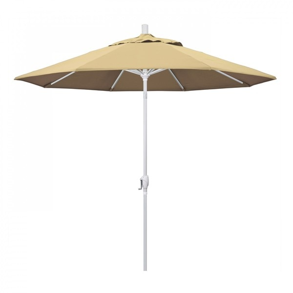 "March Patio Umbrella,  Octagon,  101"" H,  Pacifica Fabric,  Beige GSPT908170-SA22"