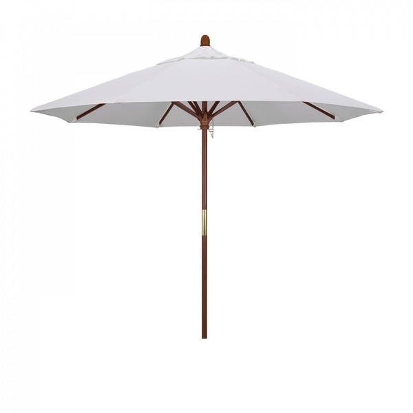"March Patio Umbrella,  Octagon,  97.5"" H,  Pacifica Fabric,  Natural MARE908-SA04"